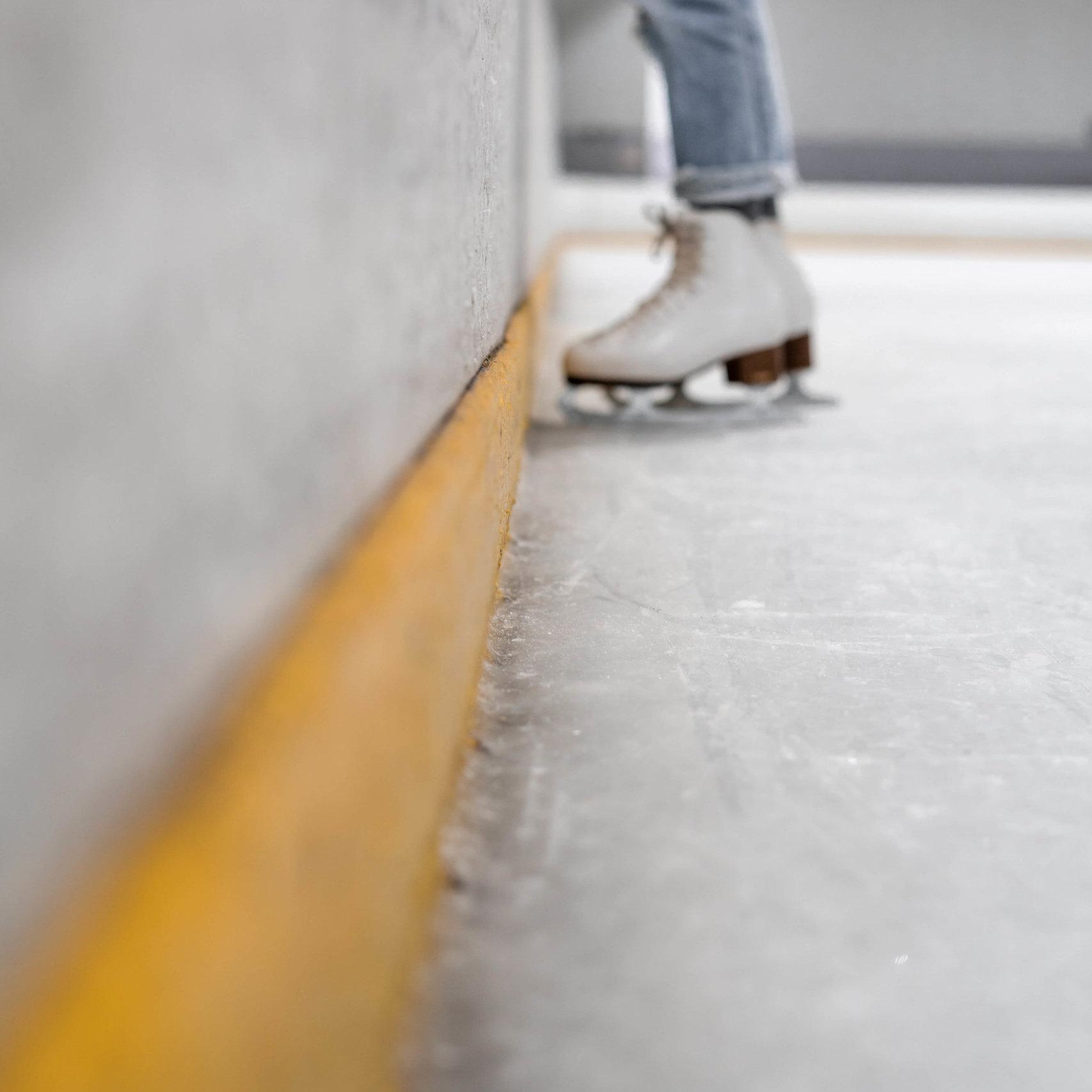 Mietkälte im Einsatz für Mobile Eisbahnen